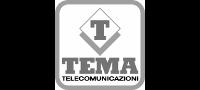TEMA telecomunicazioni logo